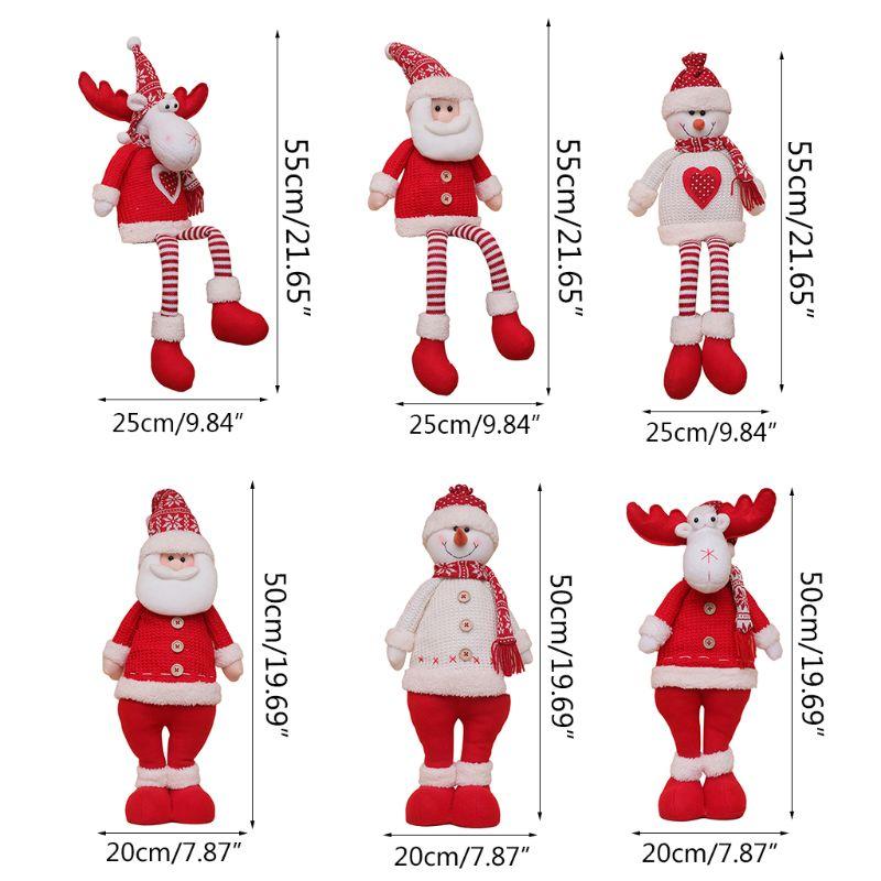 RETRACTABLE CHRISTMAS DECORATION