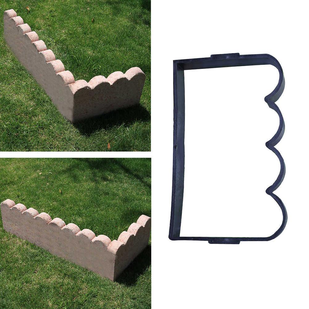 מהיר יציקת כלים ידנית בטון עובש מדרכה בריכת מלט בריק עמיד הנדסת פלסטיק אבן כביש בחצר האחורית גן נתיב