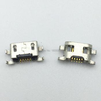 50pcs Micro USB Charge Socket Plug Jack Charging Port Connector No curling For Motorola Moto G2 G+1 XT1063 XT1064 XT1068 XT1069 - discount item  15% OFF Electrical Equipment & Supplies
