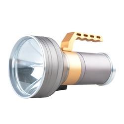 Wykwintne opakowanie reflektor o dużej mocy 100W lekka latarka 160W silne światło ksenonowe|Przenośne reflektory|Lampy i oświetlenie -