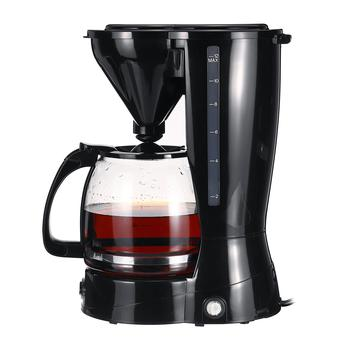 Coffee Maker with Removable Filter Basket for Making Coffee/Latte/Mocha