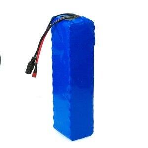 Image 2 - LiitoKala batería de litio de 48V 12ah, paquete de batería de bicicleta eléctrica con cargador de 54,6 v 2A para motor de 500W 750W 1000W