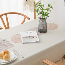 Simanfei PVC Table Cloth Waterproof Dining Decorative Oilcloth Coffee Tea Cover Picnic Plaid Rectangular Tablecloths