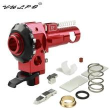 цена на VULPO Hot Sale CNC Aluminum Hop Up Chamber For Airsoft AEG M4 M16 Upgrades Hunting Accessories