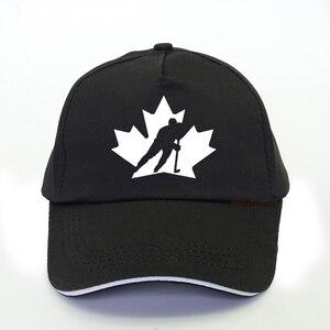 summer men Gorras Canada Baseball Cap Flag Of Canada Maple leaf Hat Snapback Adjustable Mens TEAM CANADA Hockey Snapback Hats