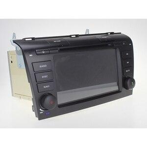 "Image 4 - 7 ""PX6 DSP Hexa Core אנדרואיד 10 AutoRadio DVD לרכב סטריאו נגן עבור MAZDA3 מאזדה 3 2004 2009 bluetooth GPS ניווט SD RDS BT"