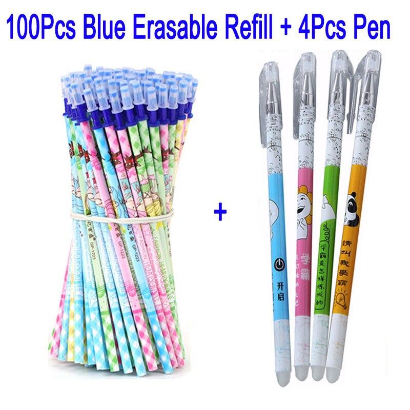 Office Signature School Gel Pen Erasable Pen Refill Neutral Ink Roller Ball