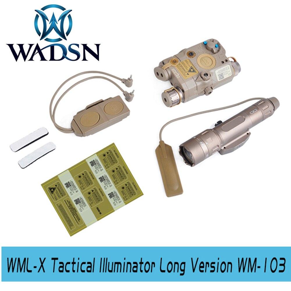Wadsn bloco iii acessório kit inclui LA-5C
