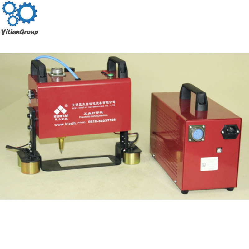 120*40mm Pneumatic Marking Machine Automotive Frame Engine Vehicle Frame Number KT-QD05