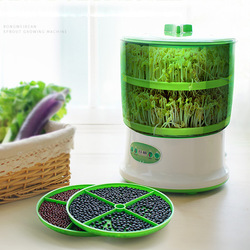 Family automatic food processor green bean sprout machine soya bean sprouts makers vegetable DIY vegetables machine
