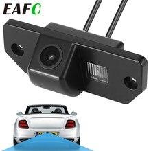 Coche CCD visión nocturna copia vista trasera cámara de aparcamiento cámaras de marcha atrás para Subaru/Forester/interior 2007-2012/sedán/Tribeca