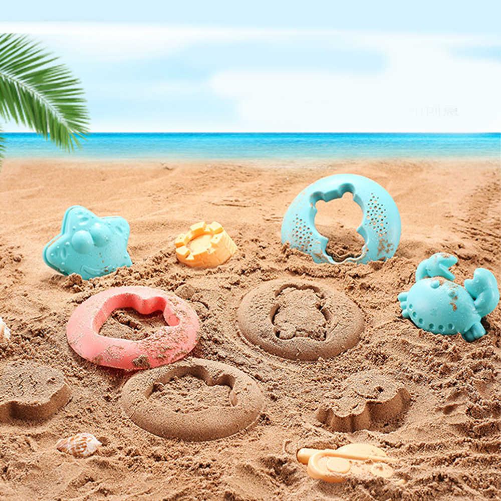 Brinquedos de praia para crianças 17 pçs bebê jogo de praia brinquedos crianças sandbox conjunto kit verão brinquedos para praia jogar areia água carrinho