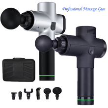 Muscle Massage Gun Deep Tissue Massager Therapy Gun Exercising Muscle Pain Relief Body Shaping