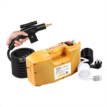 Household High Temperature And Pressure Steam Cleaner Pressure Washer Home Appliances High Power Car Wash Cleaning Machine Tools car washer 220v household high pressure cleaner self suction cleaner water jet brush pump self washing pump