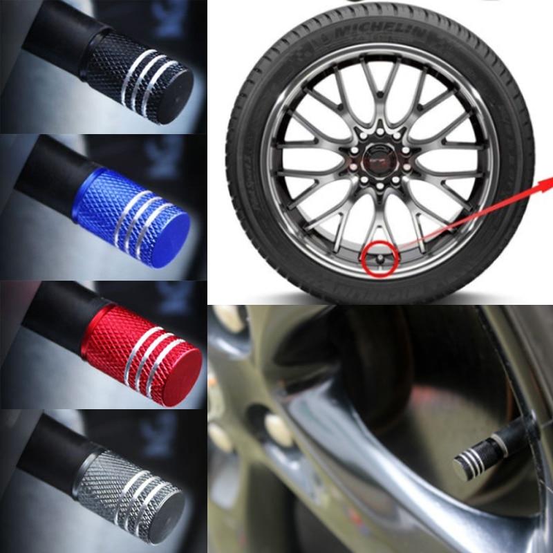 4pcs High Quality Aluminum Alloy Car Tire Valve Cap Decorative Tire Valve Cap For Maserati Logo Ghibli Quattroporte Granturismo