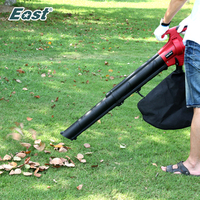 EAST Cordless Leaf Blower 18V Ni cd battery Vacuum MutilFunctional Blower Garden Power Tools ET2703 Rechargeable Power Tools