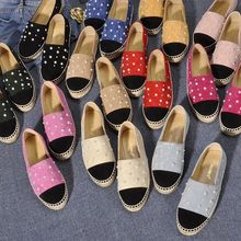 Comfortable Shoes Espadrilles-Shoes Luxury Brands-Design Classic Hot-Sell New-Fashion