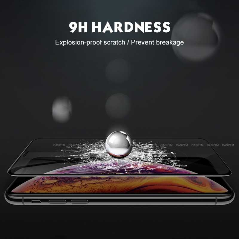 פיצוץ הוכחה מסך מגן סרט עבור iPhone XS XS MAX XR X 8 7 6 6s בתוספת HD מול מסך מגן עבור iPhone 11 Pro מקסימום