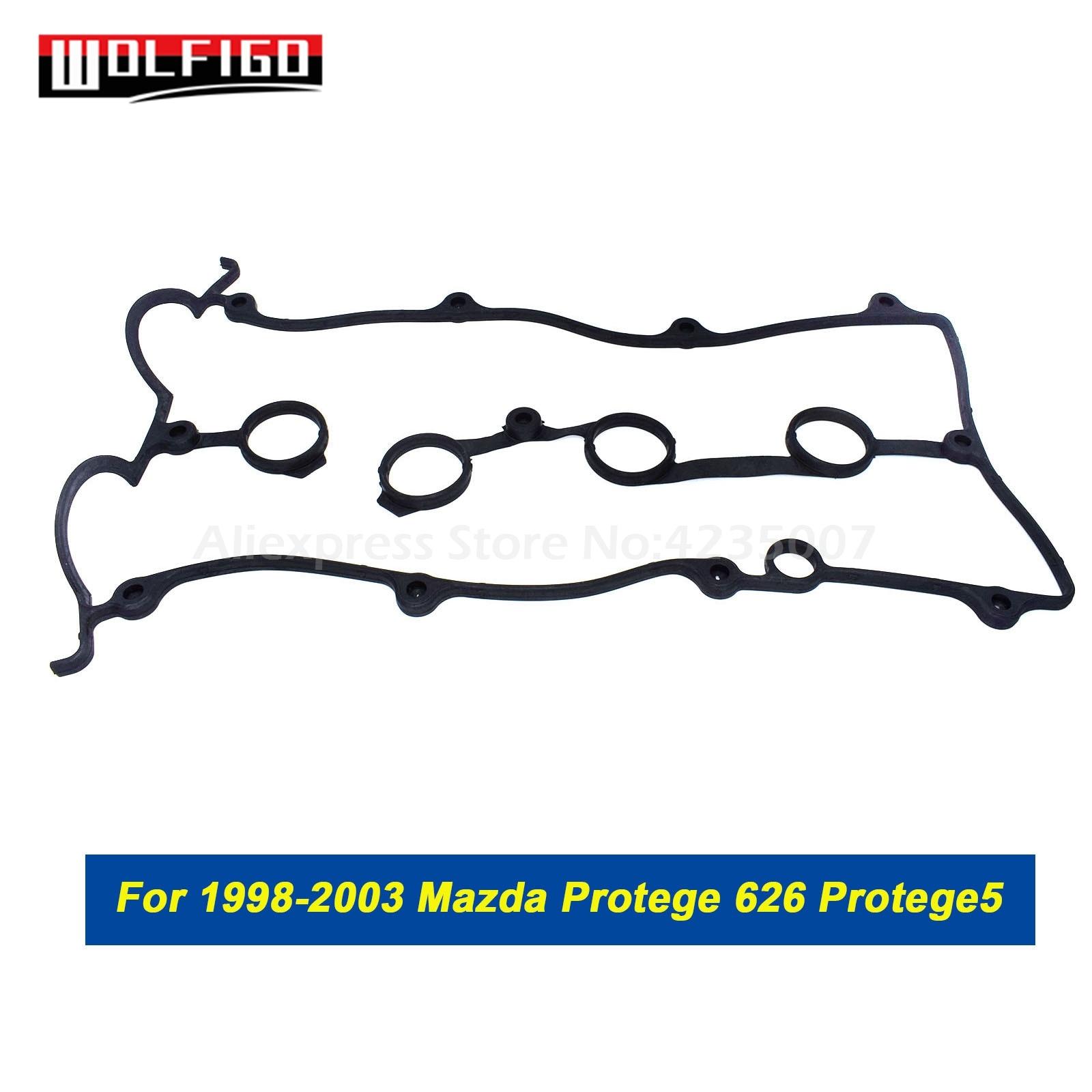 WOLFIGO Neue Motor Ventildeckel Dichtung Set Für Mazda Protege5 Protege 626 1998-2003 09-31164, VC426G
