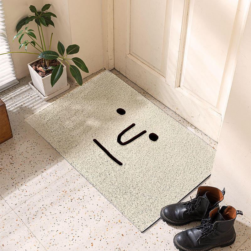 BOUSSAC Nordic Non-slip Carpet Area Rugs Funny Bedroom Floor Mats Easy Clean Welcome Doormat home decoration Cute Bathroom Rug