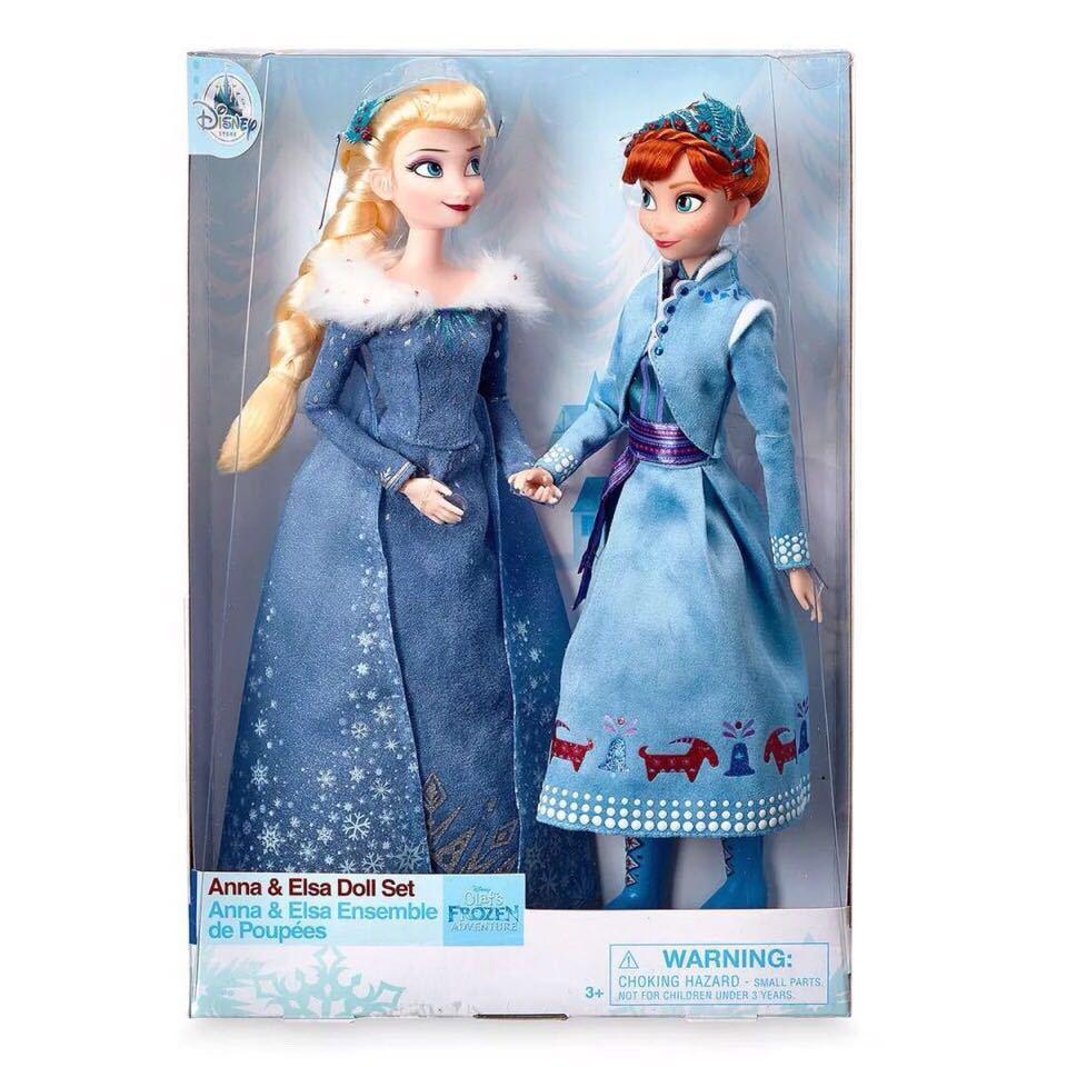 Disney Original puppe 33cm Original Disney Gefrorene Elsa Anna Prinzessin puppe Schnee Königin Kinder mädchen sammlung spielzeug geburtstag geschenke