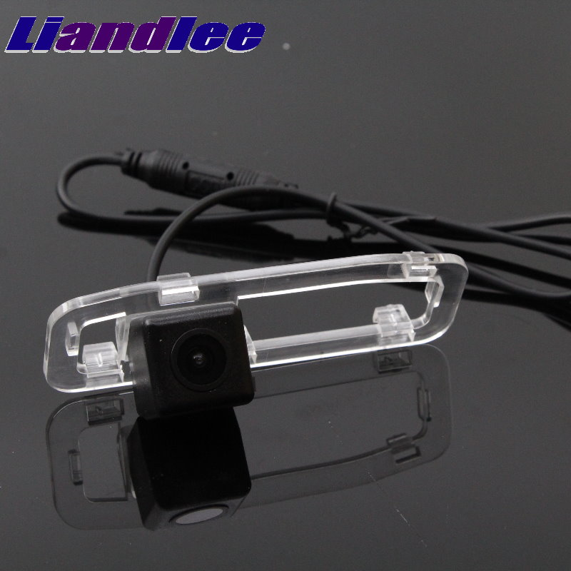 Liandlee Car Rear View Camera For KIA Rio JB Rio5 Rio Xcite 2005~2011 Night Vision Reversing Camera Car Back up CAM HD CCD|Vehicle Camera| |  - title=