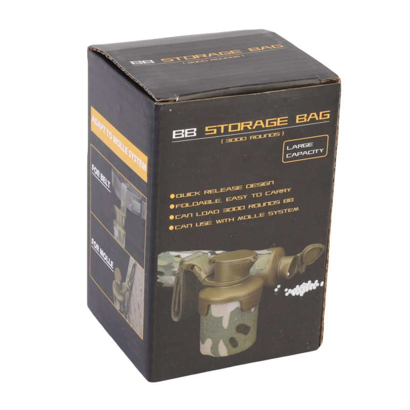 capacidade tatico compartimento bolsa molle sistema paintball acessorios 7x26cm preto verde 05