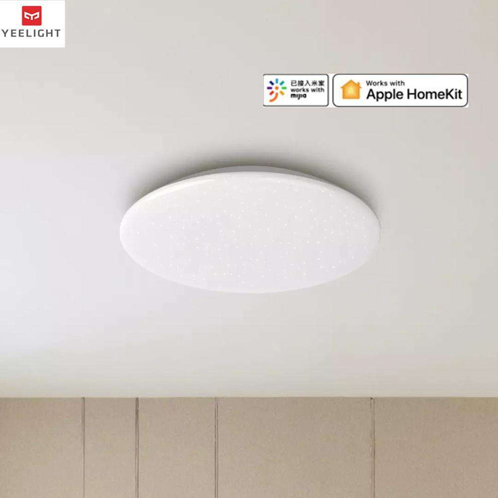 2020 New Yeelight A2001 Series Star Version Smart LED Ceiling Light Support For Apple HomeKit For Mijia app remote control