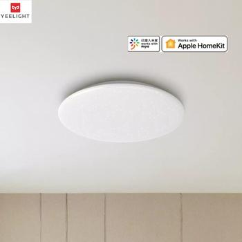 2020 New Yeelight A2001 Series Star Version Smart LED Ceiling Light Support For Apple HomeKit Mijia app remote control - discount item  43% OFF Smart Electronics