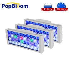 PopBloom led aquarium lights lighting marine light fixture + for lamp MJ3SP3