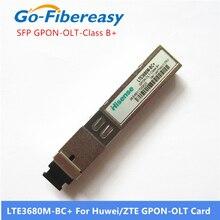 Module SFP Hisense LTE3680M BC + Module émetteur récepteur gpon olt class B + SFP connecteur SC Compatible avec les cartes GPON Huwei et ZTE