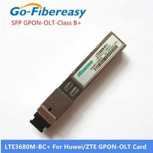 Image 1 - Module SFP Hisense LTE3680M BC + Module émetteur récepteur gpon olt class B + SFP connecteur SC Compatible avec les cartes GPON Huwei et ZTE