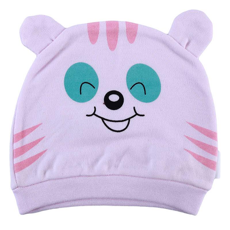 ทารกแรกเกิดทารกหมวก Unisex Bunny Piggy มีรูปแบบน่ารักหมวกเด็กทารกเด็กวัยหัดเดิน Boys & Girls หมวกสำหรับ 0-6 เดือน