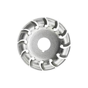 Image 1 - Moedor de ângulo elétrico moldar lâmina escultura em madeira disco ferramenta de corte para trabalhar madeira c63d