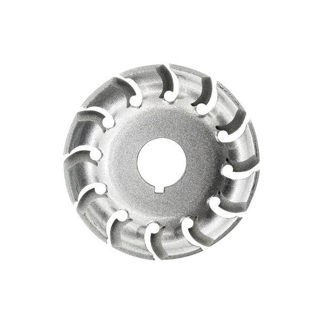 Moedor de ângulo elétrico moldar lâmina escultura em madeira disco ferramenta de corte para trabalhar madeira c63d