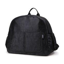 Soboba bolsa de pañales impermeable mochila para el cuidado del bebé gran capacidad Multi-funcional madre bolsa de cambio de pañales con bolsa de toallita