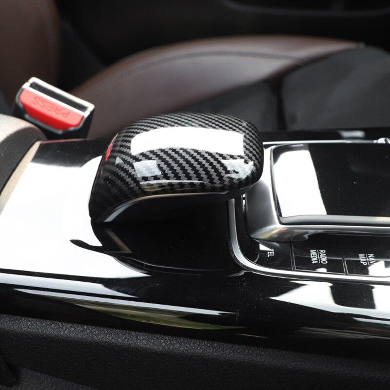 Центральной Консоли Подлокотник Мышь наклейка Shell чехол для рычага переключения передач Накладка для Mercedes Benz A класс W177 A180 A200 A220 A250 2019-