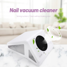 65W Strong Adjustable Speed Collector For Nail Dust Fan Vacuum Cleaner Manicure Tool Suction Art Equipment