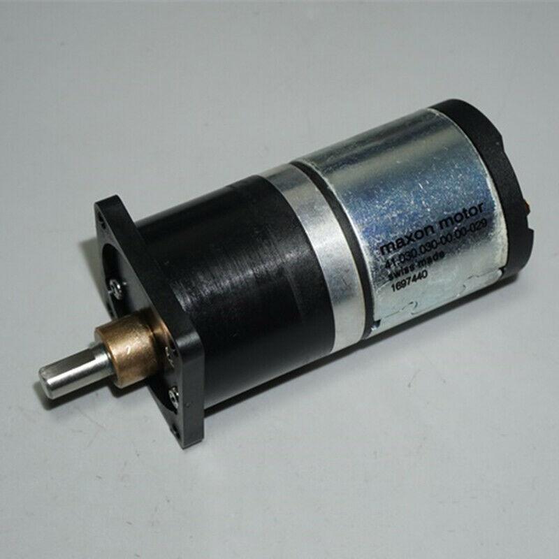 Used 1PC Swiss Maxon DC12V 235RPM 139885 DC Coreless Gear Motor