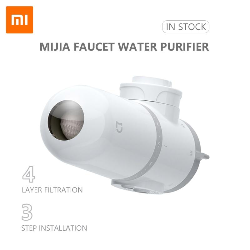 NEW Original Xiaomi Mijia Faucet Water Purifier Kitchen Tap Water Filter Gourmet Kitchen Filtration System Washroom Tap Purifier
