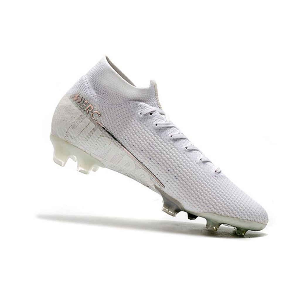 15 Colors MLLZF Newest Cheap Superfly 7 Elite SE FG Football Boots High Ankle Soccer Shoes Cleats,Free Shipping