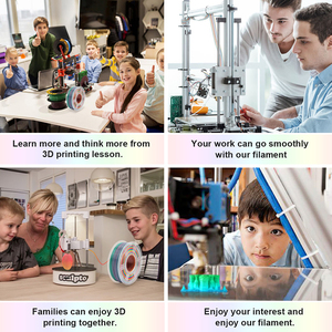 Image 5 - SUNLU 3d Filament 1.75mm 1KG PETG ABS Silk PLA Filament 3d Printer Materials Accuracy Dimension +/ 0.02 TPU 0.5KG