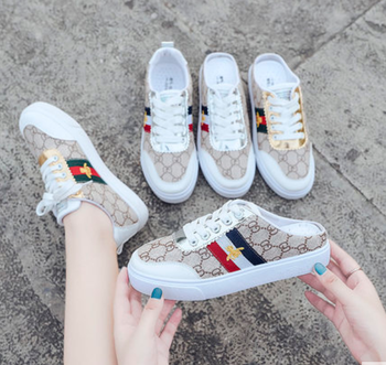 Women Casual Shoes Fashion Breathable Walking Mesh Lace Up Flat Shoes Sneakers Women 2020 Tenis Feminino White Vulcanized Shoes women sneakers breathable outdoor walking shoes woman mesh casual shoes white lace up ladies shoes 2019 fashion female sneakers