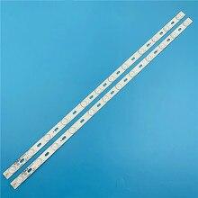 6 pieces 32 inch LED TV Backlight Lens Strips LED32F3300C 35016695 IC-BKKL32D019 for 32'' Konka 12-LEDs 640mm