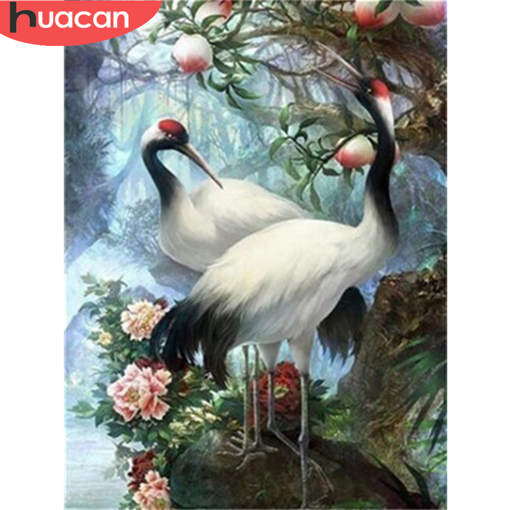 5D DIY Full Drill Diamond Painting Animal CrossStitch Hand Embroidery Mosaic Kit
