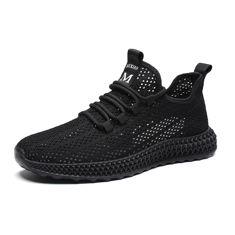 2020New Mesh Men Sneakers Casual Shoes Fashion Men Shoes Lightweight Comfortable Breathable Walking Sneakers Zapatillas Hombre