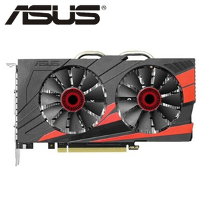 ASUS GeForce GTX 950 2GB Graphics Card GPU Nvidia GTX950 2G Video Cards Computer Game Desktop 960 760 750 Ti VGA Videocard Map