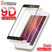 9D закаленное стекло для Xiaomi Redmi 5 Plus S2 4X 5A Go, Защита экрана для Redmi Note 4 4X 5 5A Pro, защитное стекло, пленка, чехол