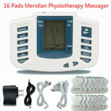 Full Body Tens Acupuncture Electric Therapy Massager Meridian Physiotherapy Mass