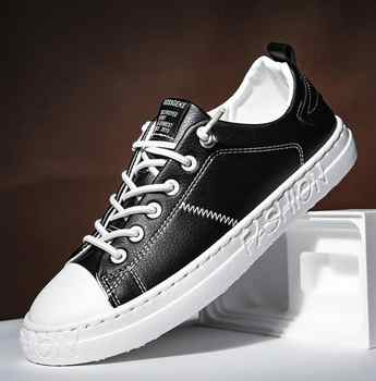 tenis masculino Men Sports shoes 2020 fashion board shoes men trend breathable white sneakers basket zapatillas blancas hombre - DISCOUNT ITEM  40 OFF Shoes